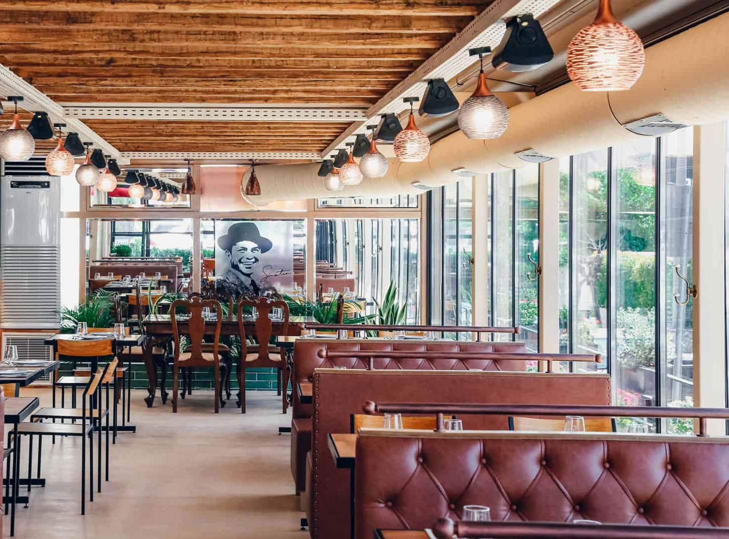 Αρχικη - Frankie Restaurant